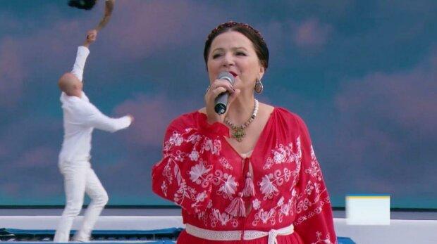 Ніна Матвієнко / скріншот з відео