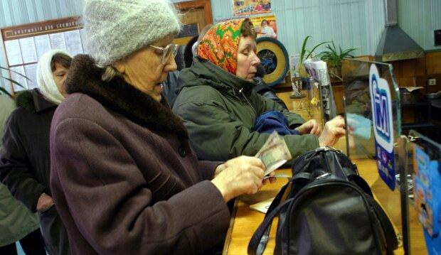 """Пенсіонери, Фото: Газета """"День"""""""