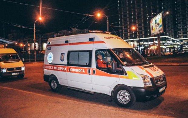 Ночной ад в Киеве: грабители подожгли магазин вместе с продавцом
