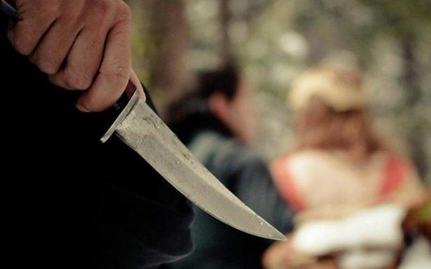 Украинец устроил кровавую баню в кафе