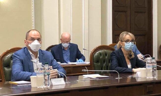 Міністри Ємець і Уманський подають у відставку попри кризу та пандемію, - Ірина Геращенко