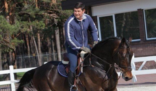 Ще один депутат травмувався під час катання на коні
