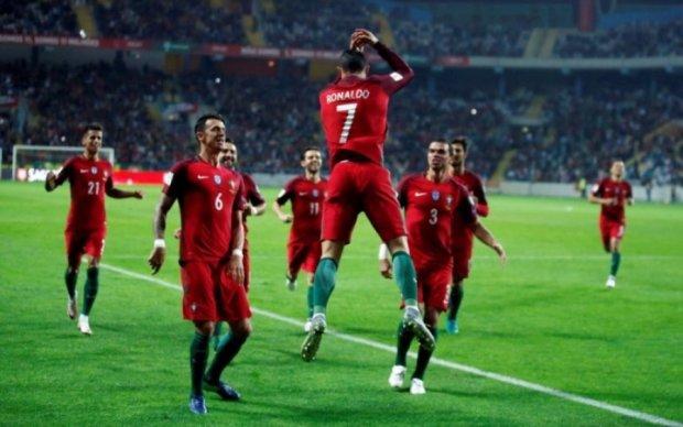 Португалия – Венгрия 3:0 Видео голов и обзор матча