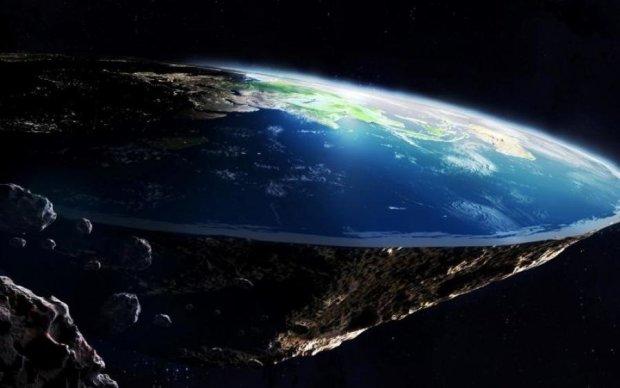Плоская Земля? Это фото раз и навсегда закрыло рот каждому