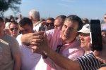 """""""Не хочуть, тварюки"""": Саакашвілі знайшов слід Порошенка у рішенні ЦВК"""