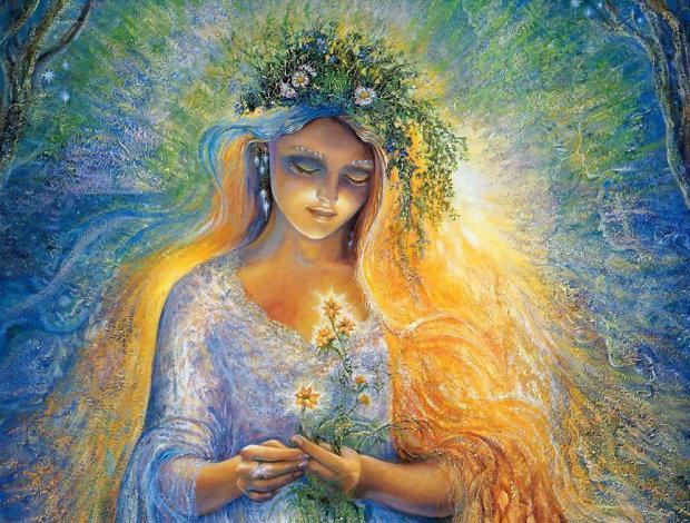 Мифы древней Украины: как появилась великая богиня Мокоша