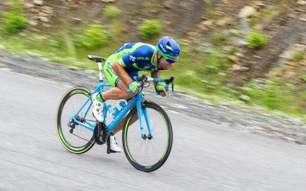 Определился новый чемпион Украины по велогонкам среди мужчин