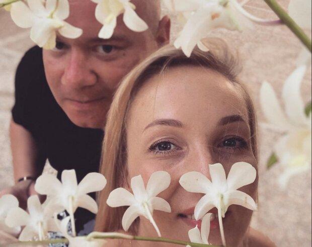 Евгений Кошевой с женой фото:Instagram