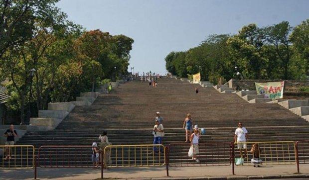 Достопримечательности Одессы: культовые лестницы (фото)