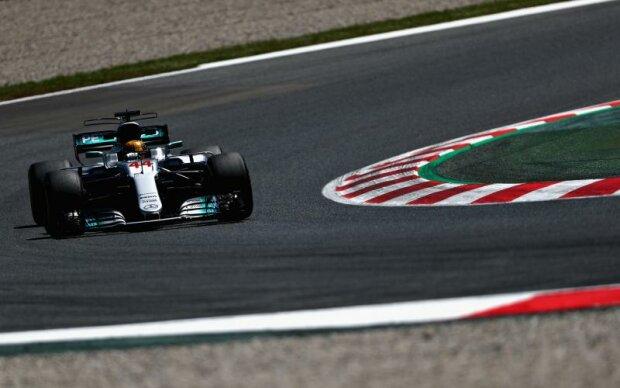 Формула-1: Гемільтон вдруге  показав найкращі результати на практиці Гран-прі Іспанії
