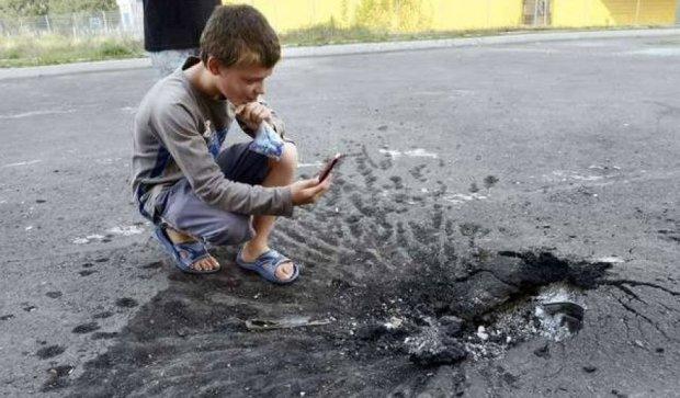 Донецький педагог лякає учнів замінованими іграшками