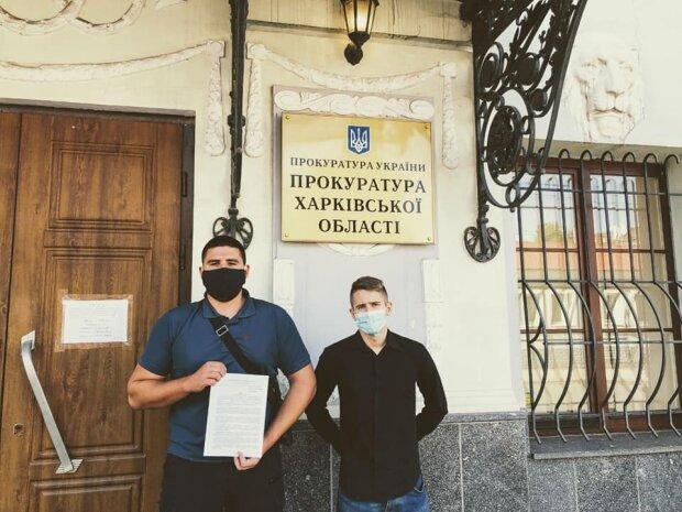 Подарки подвели Кернеса под монастырь – активисты пошли в прокуратуру из-за блокнотов и ручек
