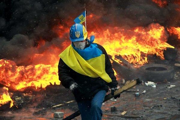 Воспоминания активиста, раненого снайпером на Майдане, растрогали украинцев до слез