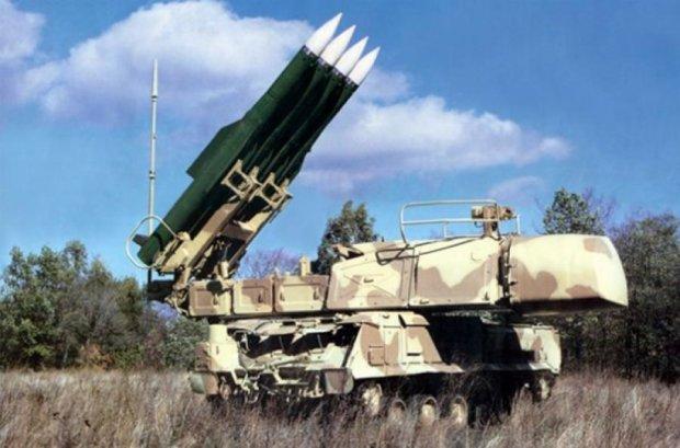 """ОБСЄ зафіксувала біля Маріуполя у бойовиків систему """"земля-повітря"""""""