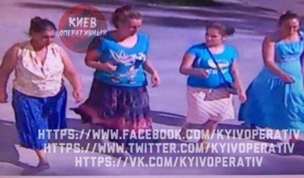 Цыгане-гипнотизеры активизировались в Киеве