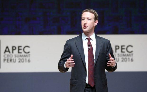 Цукерберг лично прокомментировал убийство в Facebook