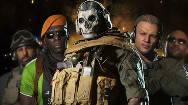 Call Of Duty: Warzone // скриншот с видео
