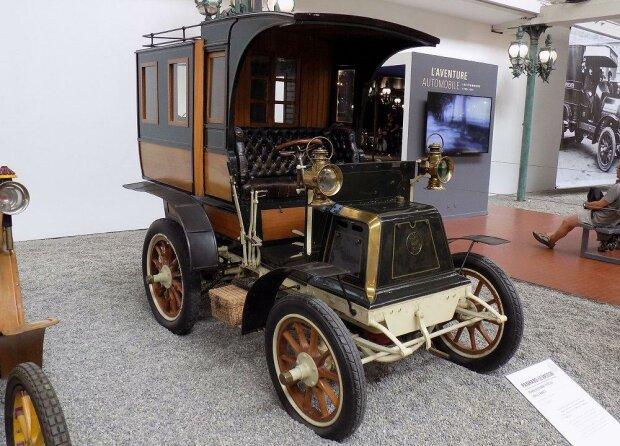 Встолице Англии выставят нааукцион один изсамых старых авто вмире