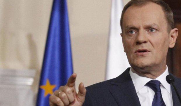 Туск не получил приглашение на инаугурацию нового польского президента