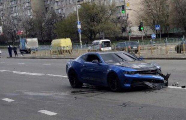 Скрін, «Київ оперативний», Facebook