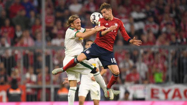 Баварія сенсаційно програла у другому матчі поспіль