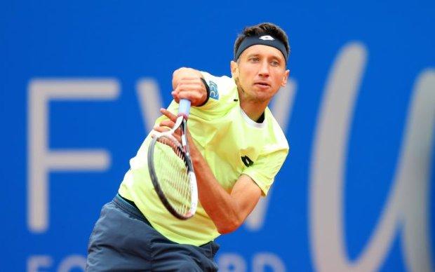 Українське тенісне дербі: Стаховський обіграв Марченка на турнірі в Ноттінгемі