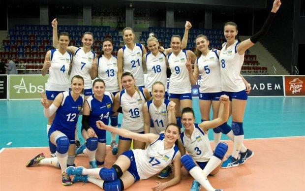 Україна стартувала з перемоги у відборі на чемпіонат світу з волейболу