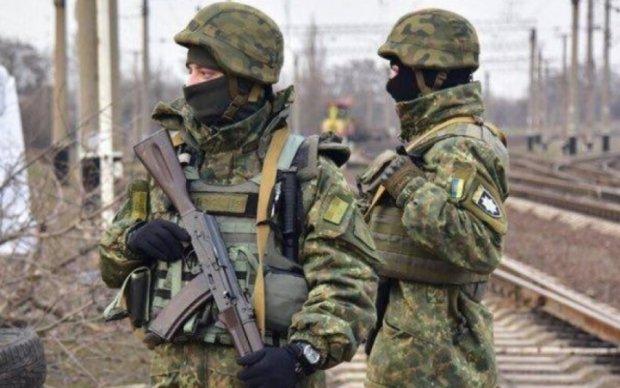 Нацгвардія змела блокпост блокадників на Луганщині