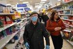 карантинний захист в магазині, фото: informator