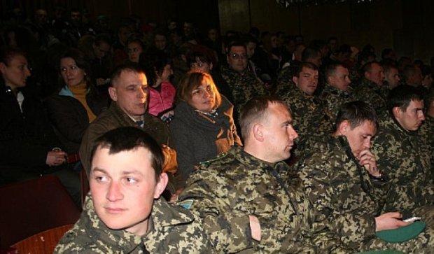У Бердянську відбувся концерт для бійців АТО