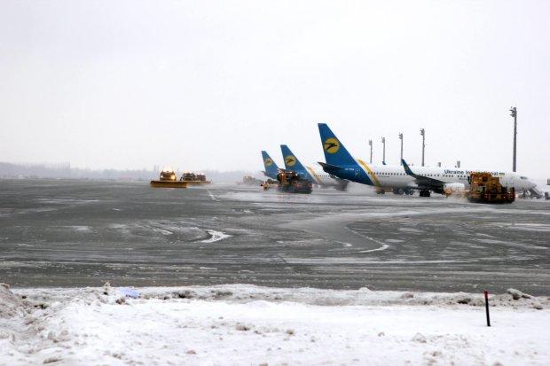 """Аэропорт """"Борисполь"""" подложит украинцам новогоднюю свинью"""