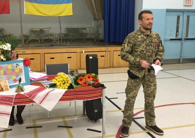 Николай Воронин, фото из Фейсбука