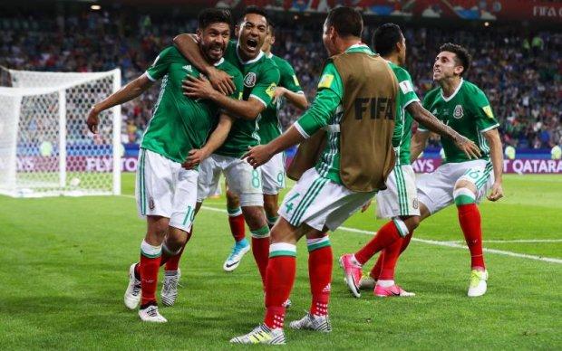 Мексика - Нова Зеландія 2:1 Відео голів та огляд матчу