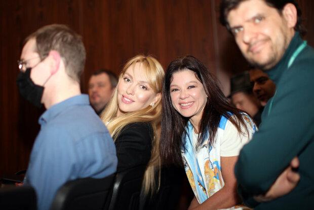 Оля Полякова и Руслана, фото пресс-служба