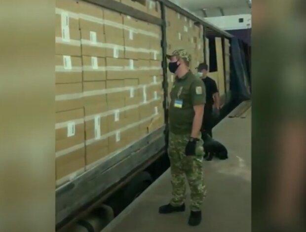 Харьковские пограничники поймали ушлого контрабандиста на коне - хотел обкурить Украину табаком Путина