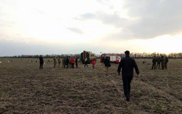 Появилось видео с места крушения вертолета Ми-2