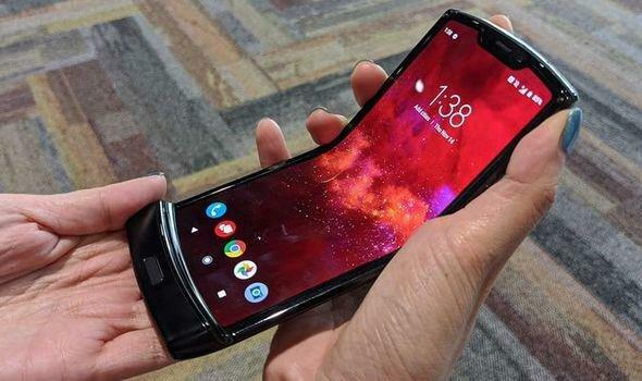 Motorola Razr, Andro-news