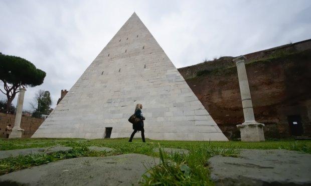 Археологи распечатали пирамиду фараона и онемели: древнее слайды, помогут разгадать множество загадок истории