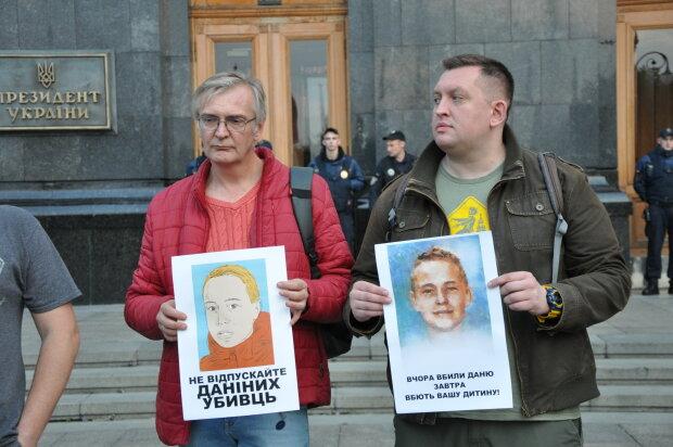 У Харкові збунтувалися проти повернення вбивць Дані Дідіка: народ вимагає покарання