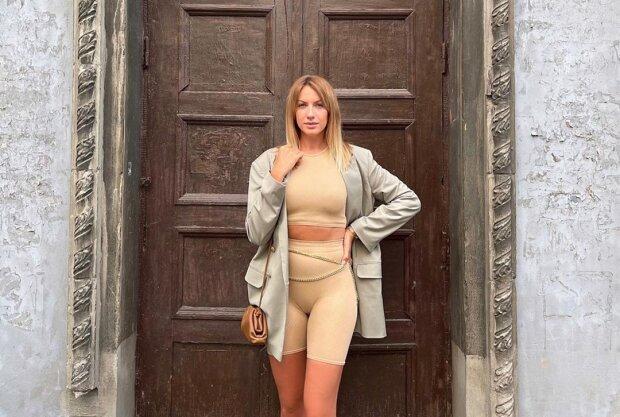 Леся Никитюк, фото с Instagram