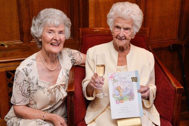Всего одно правило: 112-летняя женщина раскрыла секрет долголетия