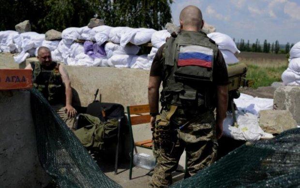 Украинские разведчики нашли тайники боевиков на Донбассе