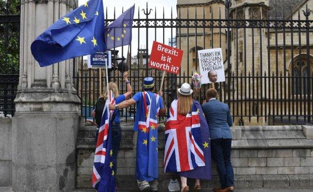Євросоюз схвалив Brexit