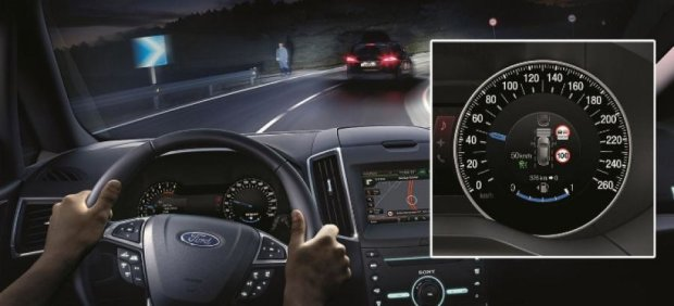 Авто від Ford розпізнаватиме дорожні знаки