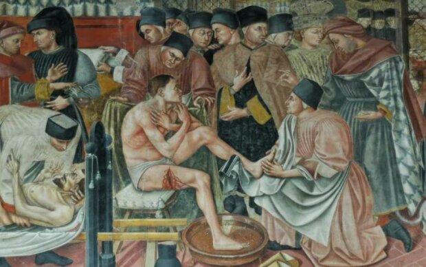 Найстрашніші хвороби Середньовіччя, що забирали тисячі життів