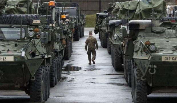США розмістять 250 танків та гаубиць в країнах Балтії
