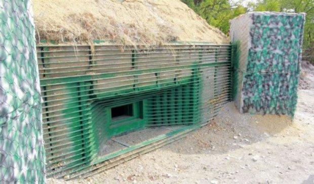 На Донбасі добудовують три лінії оборони (фото)