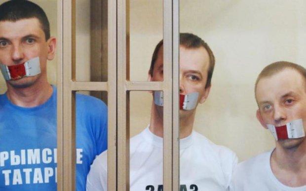 Шмон и травля собаками: как крымских узников везут в Россию