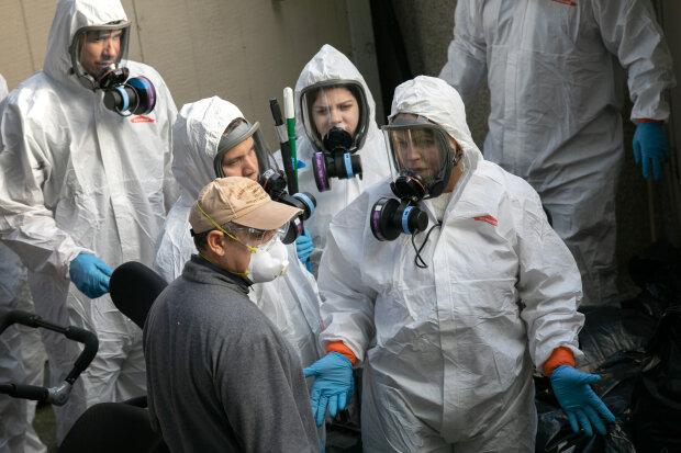 Коронавірус в США, фото: gettyimages
