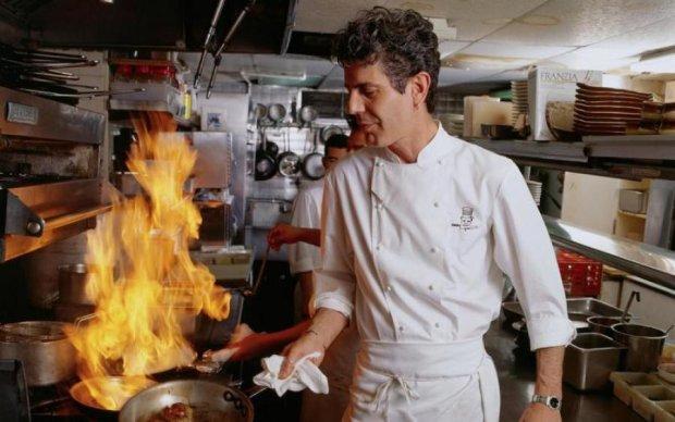 Самогубство Ентоні Бурдена: передсмертні фото кухаря налякали світ